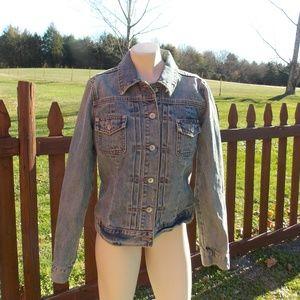 Gap Demin Jean Jacket Size Medium Limited Edition